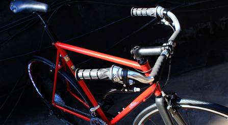 The new IRIDE Roadster handlebars photo