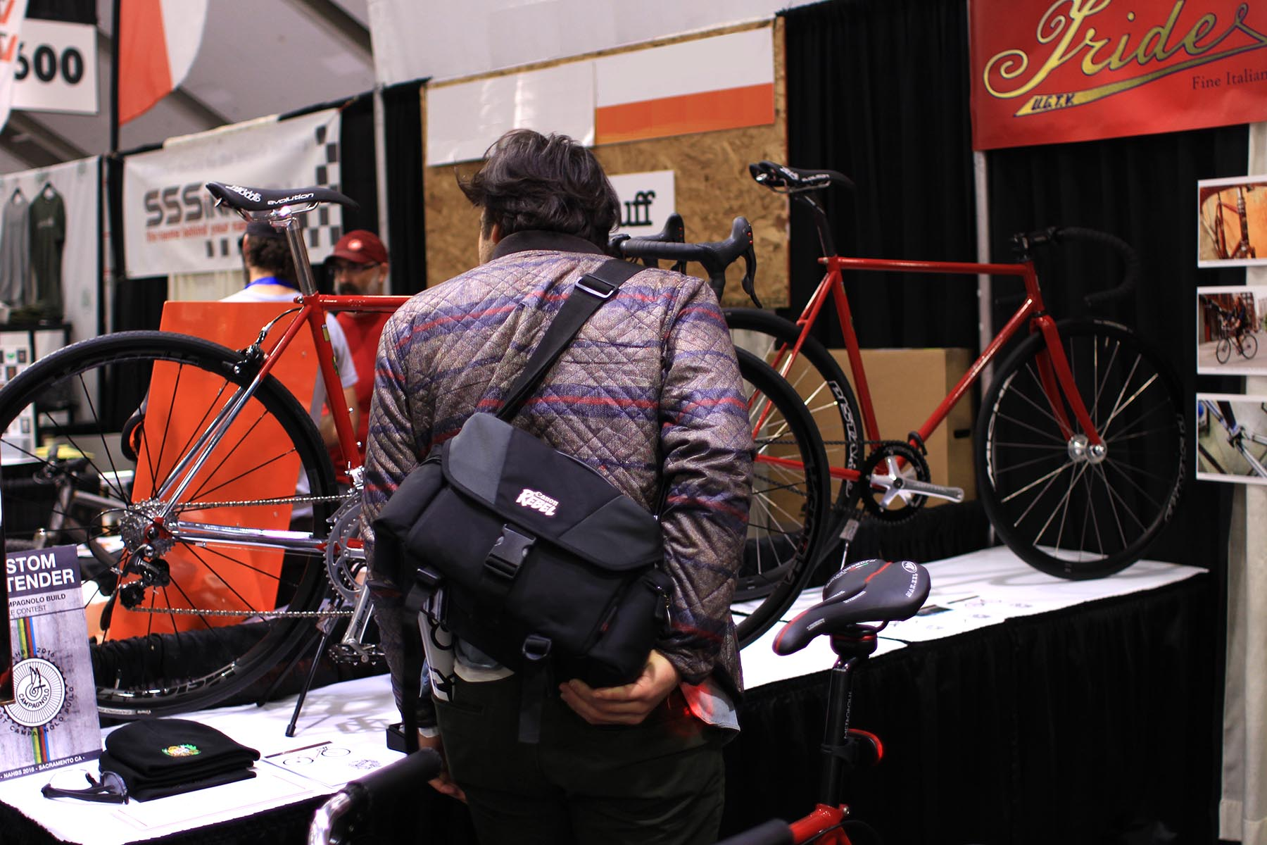 Iride bicycles inspire the judges of the best  bike