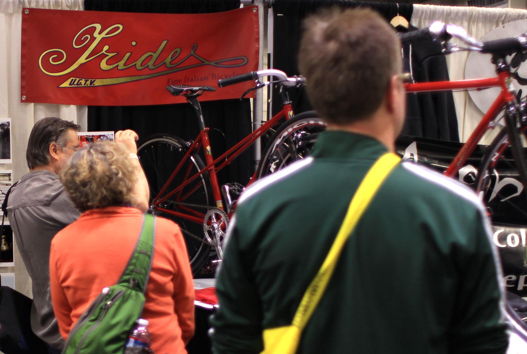 where Iride bicycles inspire the imagination