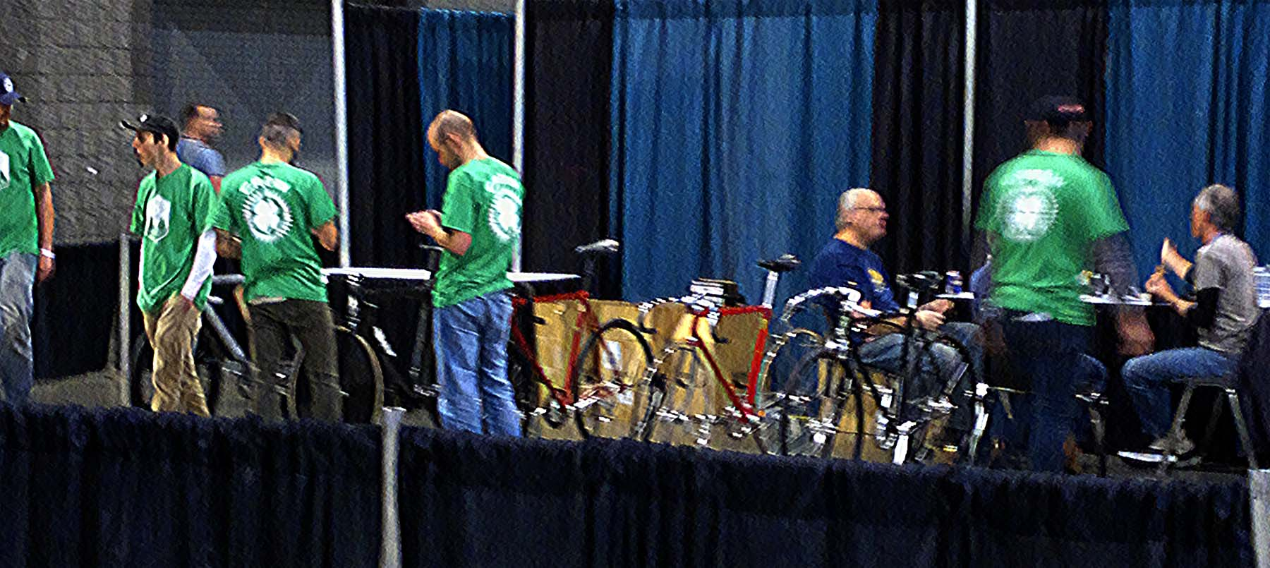 Iride bicycles inspire the judges of the best fixed gear track bike