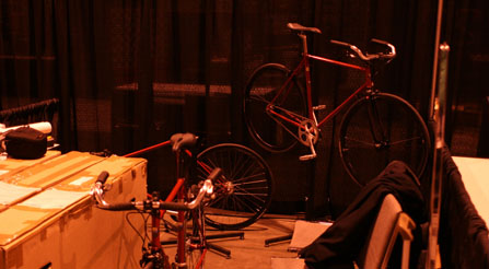 IRIDE-usa-booth-comes-together-at-north-american-handmade-bicycle-show-2012-denver